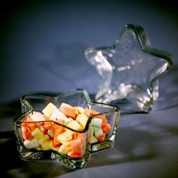 Libbey 6-inch Star-shaped Candy Bowl