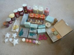 Candles *YOU CHOOSE* NEW Yankee Candle Bath and Body Works P