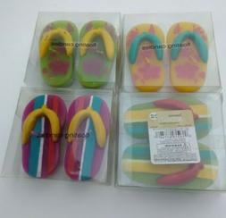 Floating Candles Flip Flops Summer Fiesta Collection New in