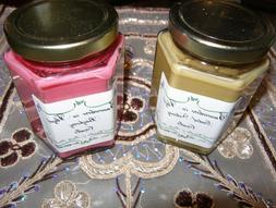 Highly Scented 12 oz. Soy Candle with Cotton Wick New 170+ F