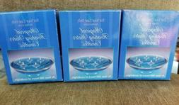 magical floating water candles by aroma glow